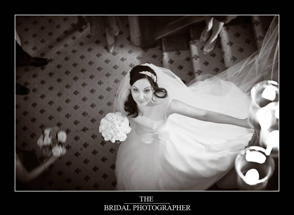 wedding photographer horwood house