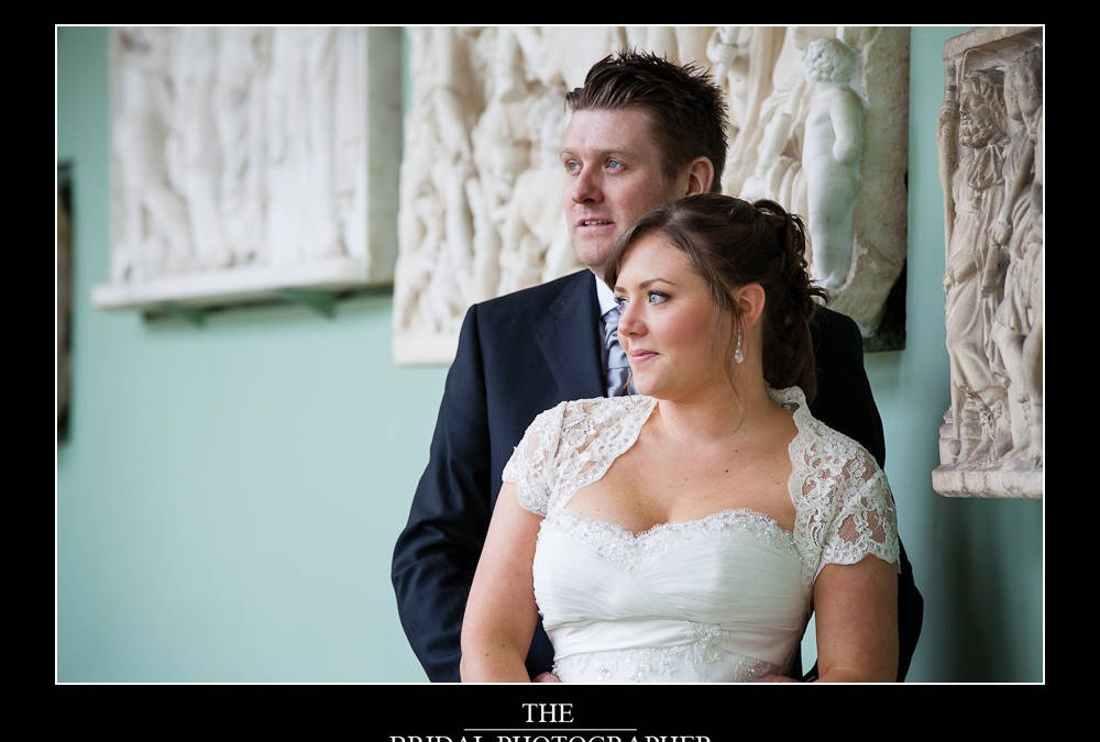 Jennie and Justin, Woburn Sculpture Gallery Wedding | Buckinghamshire Wedding Photographer
