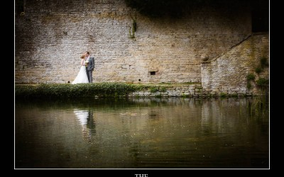 Georgina & Dominic Wedding, Le Manoir aux Quat'Saisons