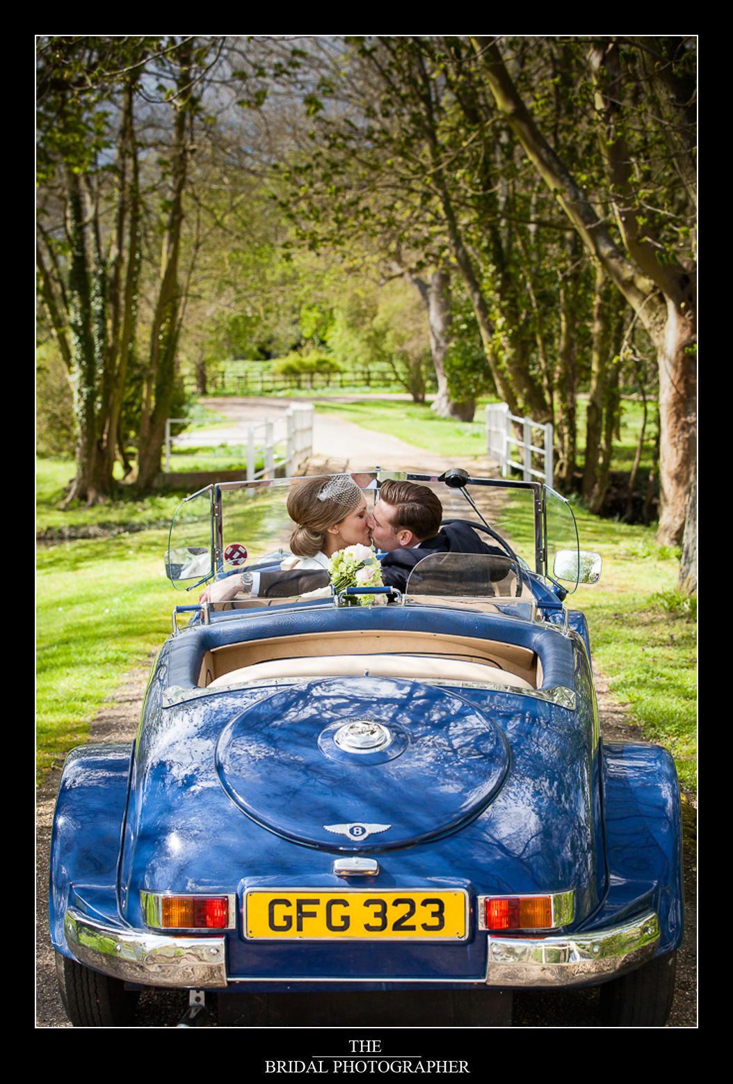 Notley Abbey Wedding Photograph
