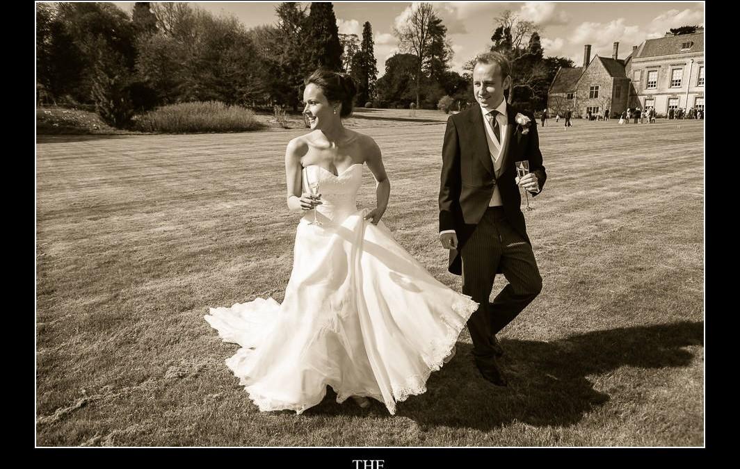 Cornbury Park Wedding of Tor & Henry