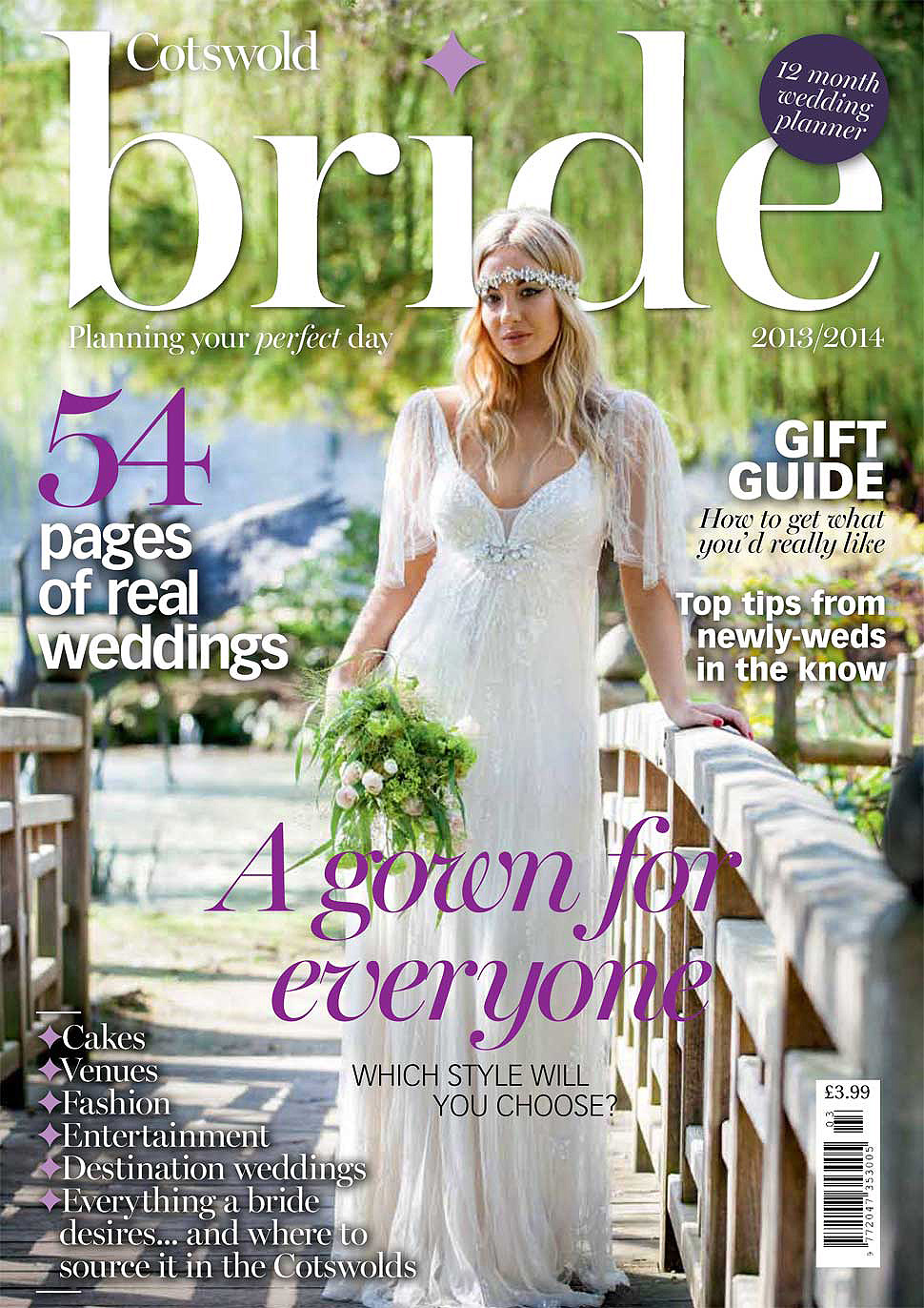 photograph if bride on a bride at le manoir