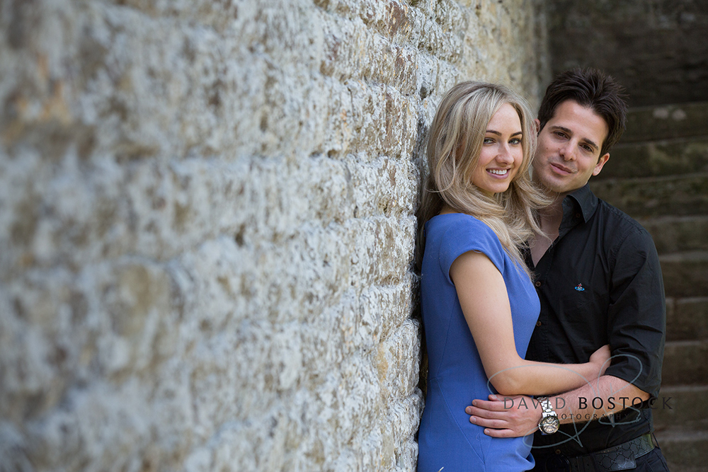 Le Manoir Engagement Shoot | Samantha & Tom