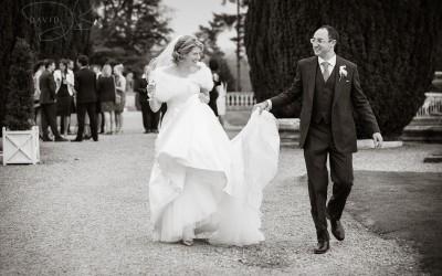 Stoke Park Club Wedding Photographer | Claire & Jonny