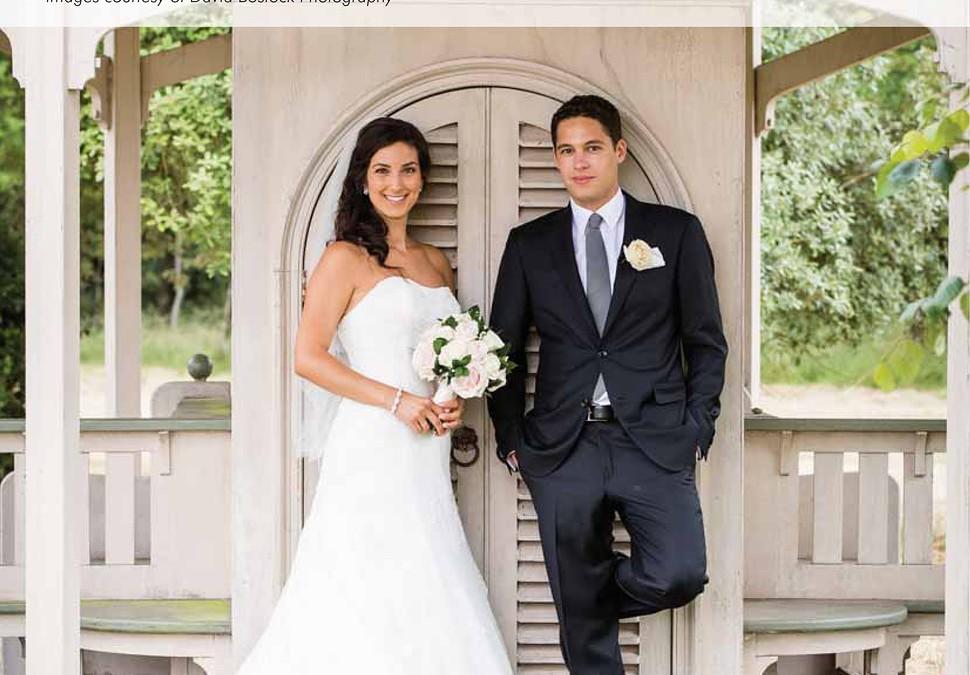 Hedsor House Wedding | Magazine Feature