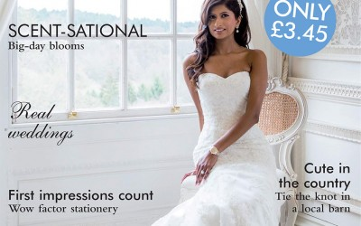 Hedsor House Wedding Magazine Front Cover