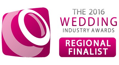 Shortlisted in The Wedding Industry Awards (TWIA) 2016