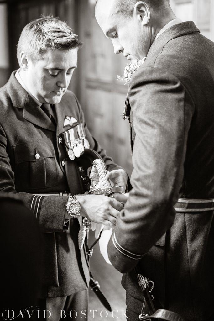 Eynsham Hall Wedding Photographer Camilla And Brian