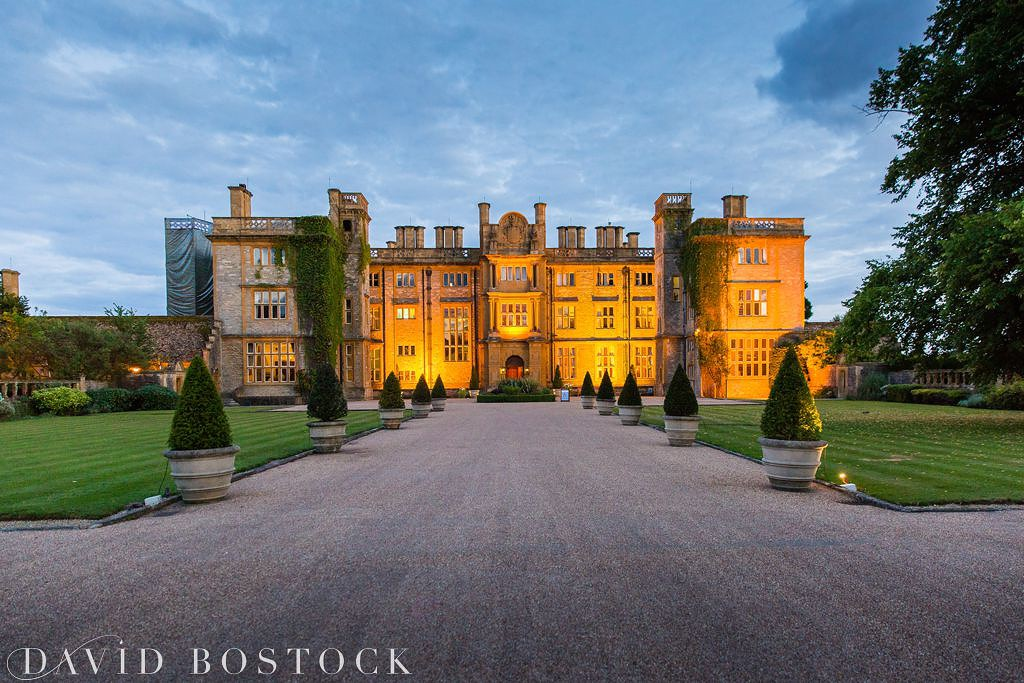 Eynsham Hall_David Bostock