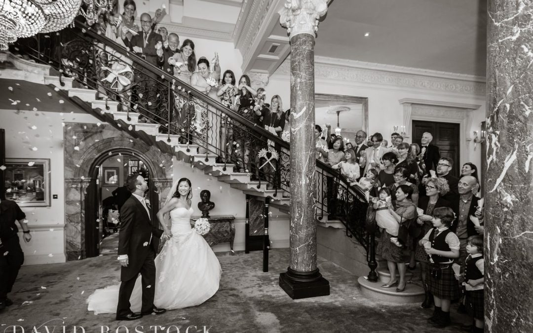 Stoke Park Club Wedding Photos | Bucks Photographer | Jen and Dan