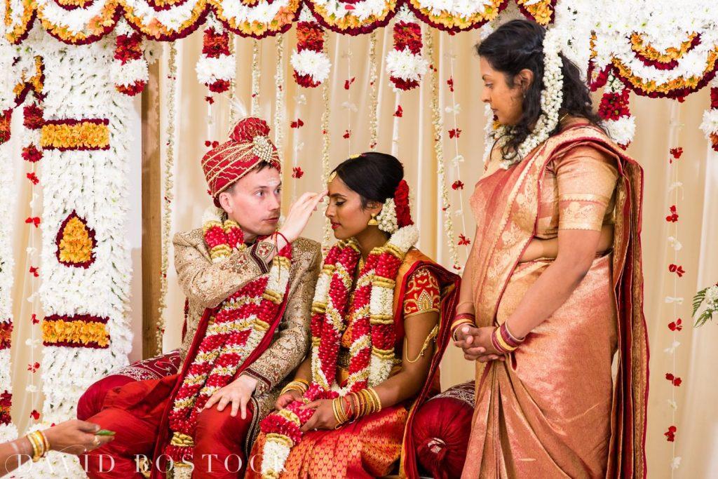 Hindu Tamil Wedding