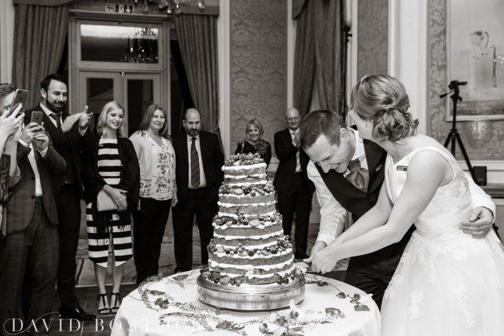 Stoke Park Club Wedding Photos