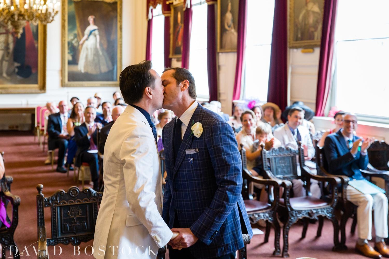 same sex wedding ceremony samples in Windsor