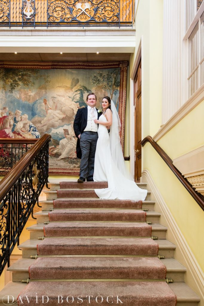 Stoke Park Club Wedding Photos