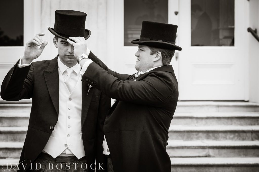 Stoke Park Club Wedding