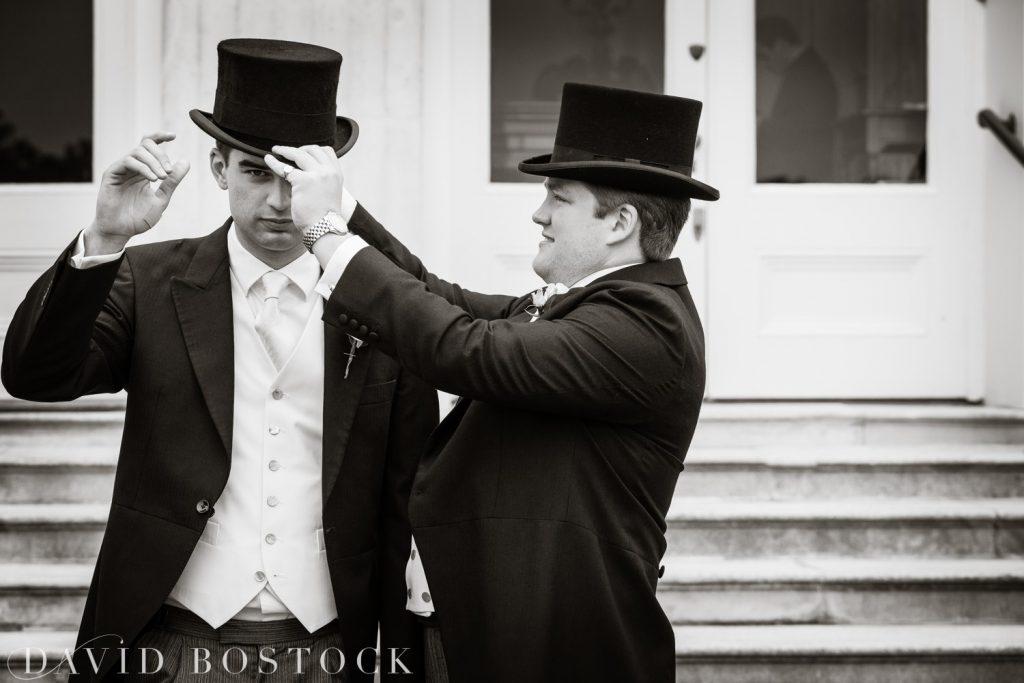 Stoke Park Club Wedding