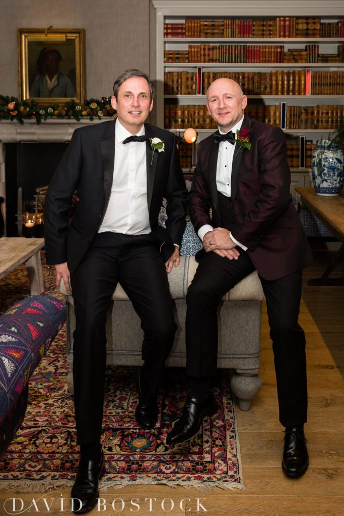 Haymarket Hotel Wedding