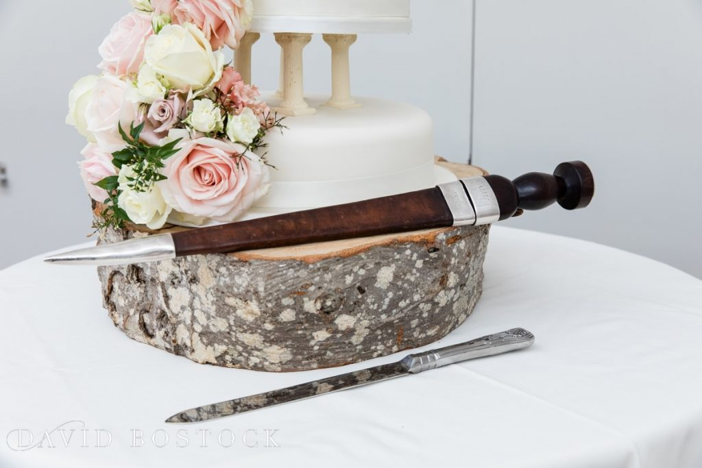 cake and sword