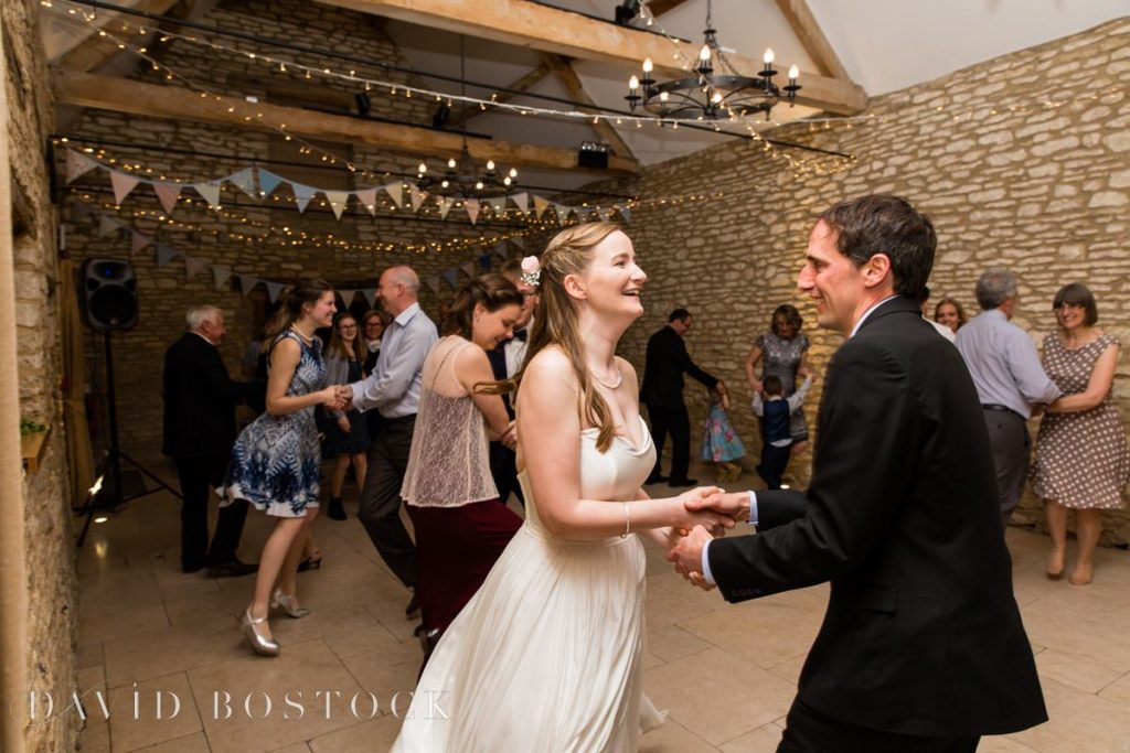 Caswell House Spring Wedding dancing