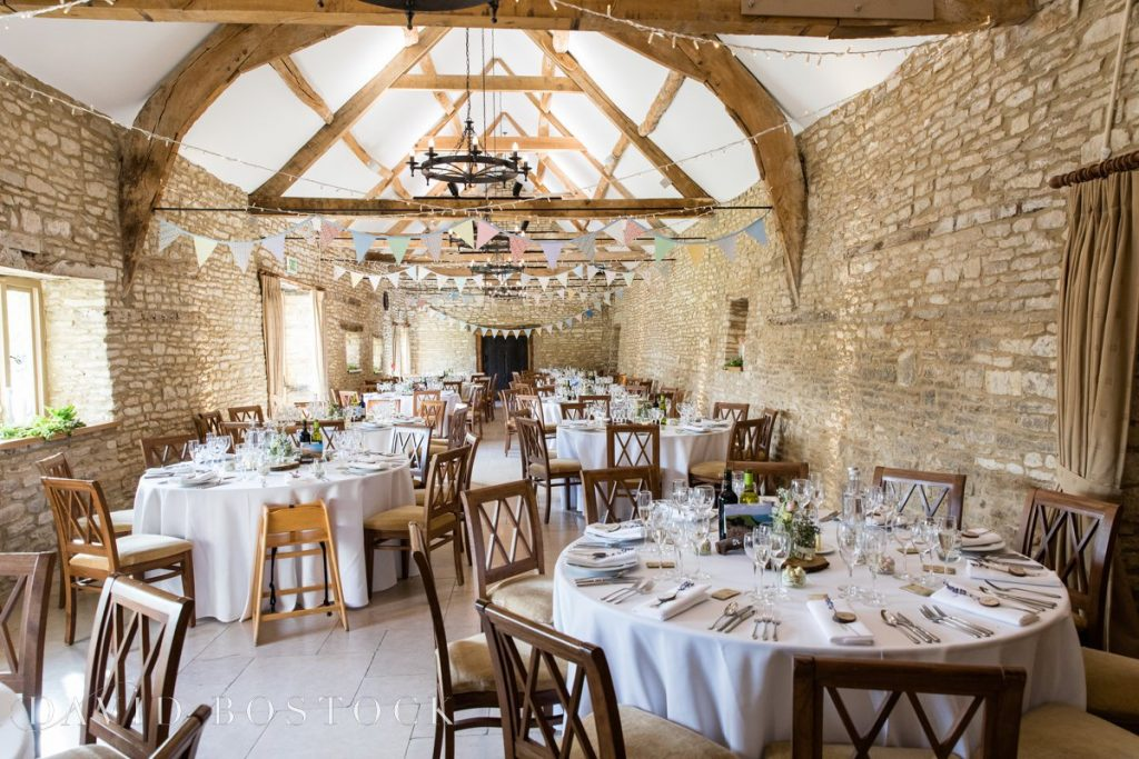 Caswell House Spring Wedding barn