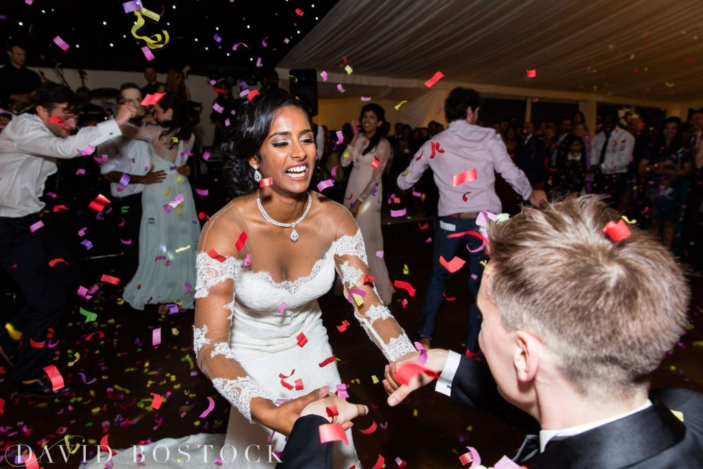 Eynsham Hall Wedding dancing