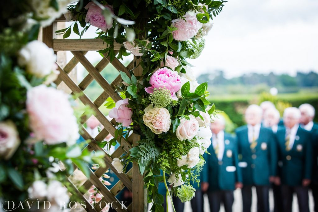 Eynsham Hall Wedding flowers