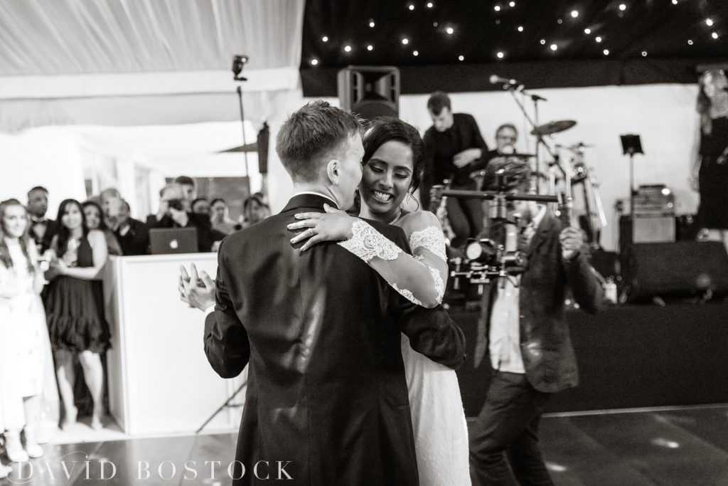 Eynsham Hall Wedding first dance
