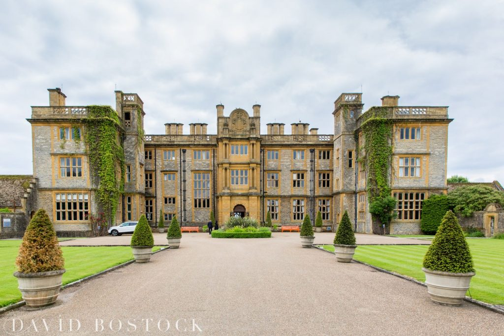 Eynsham Hall Wedding