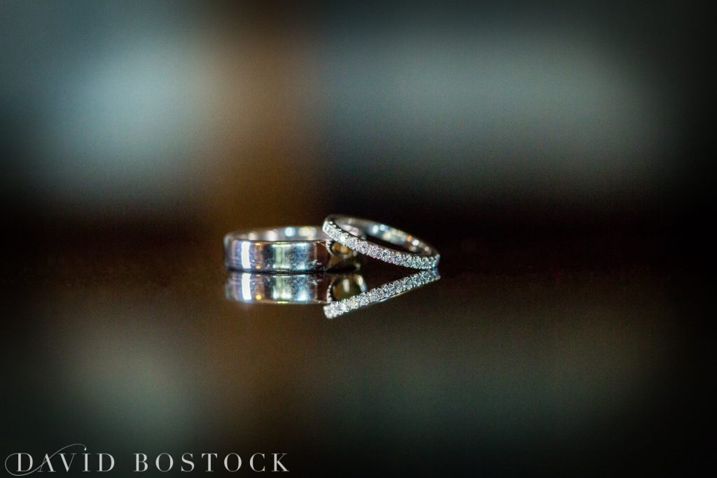 Oxford College Wedding rings