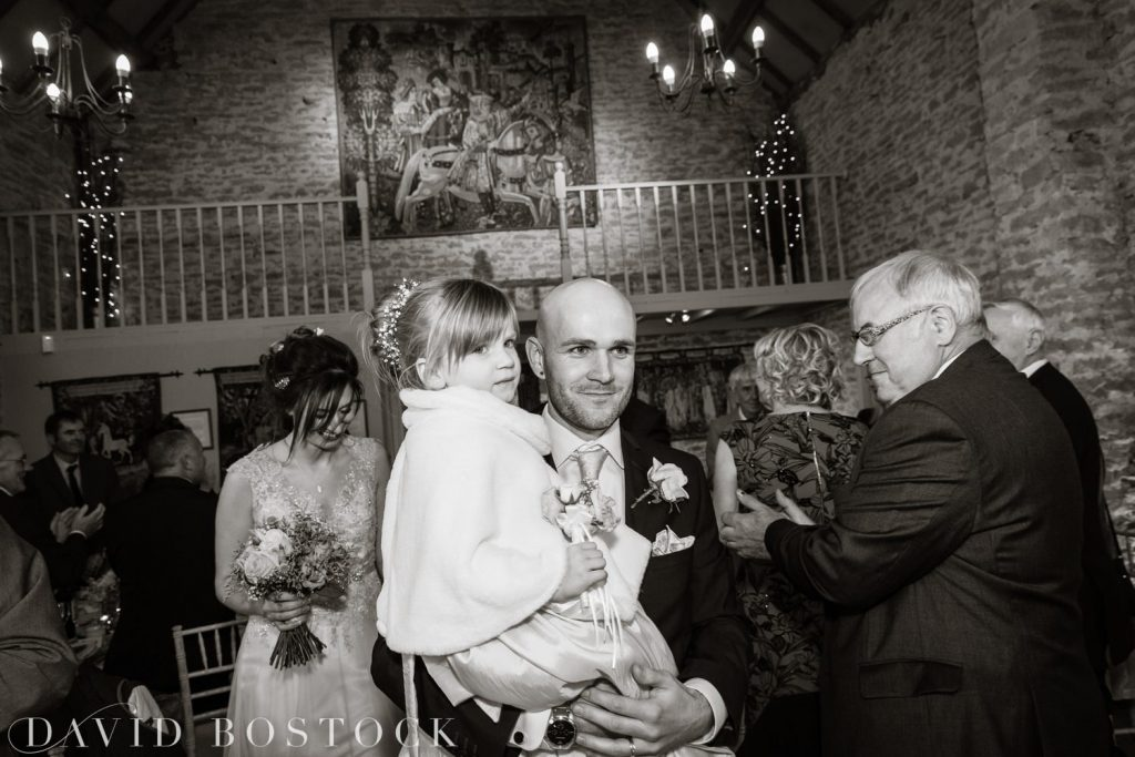 The Great Barn Aynho Wedding Photographs