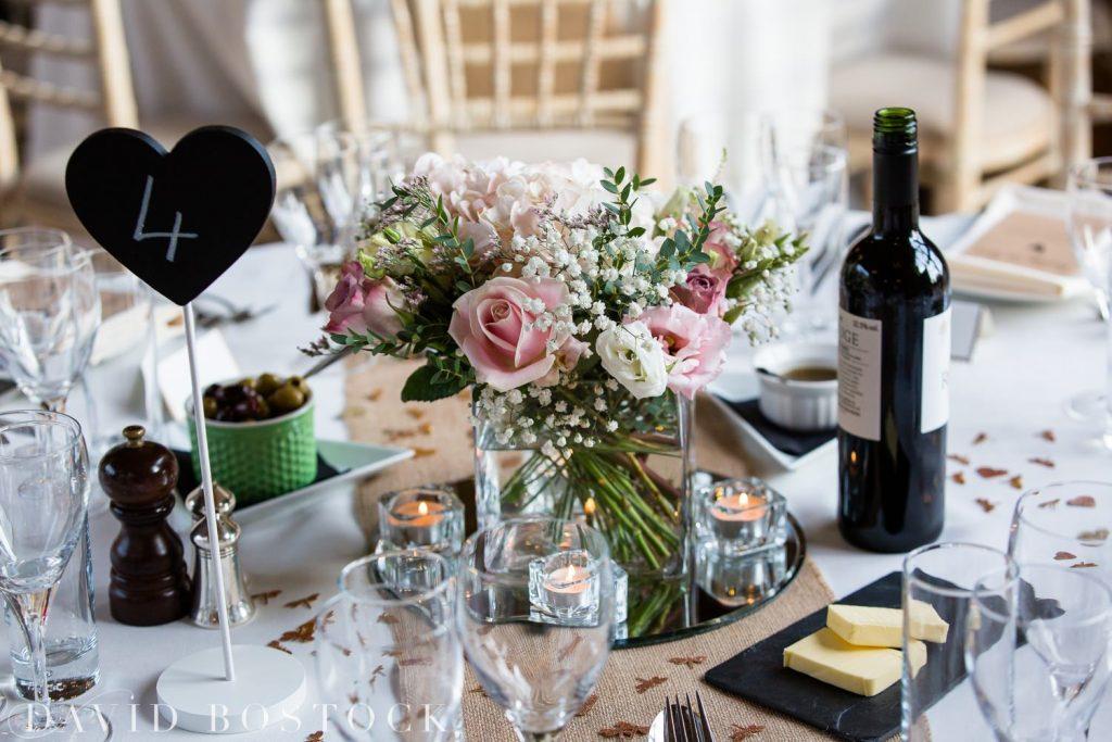 The Great Barn Aynho Wedding Photographs wedding flowers