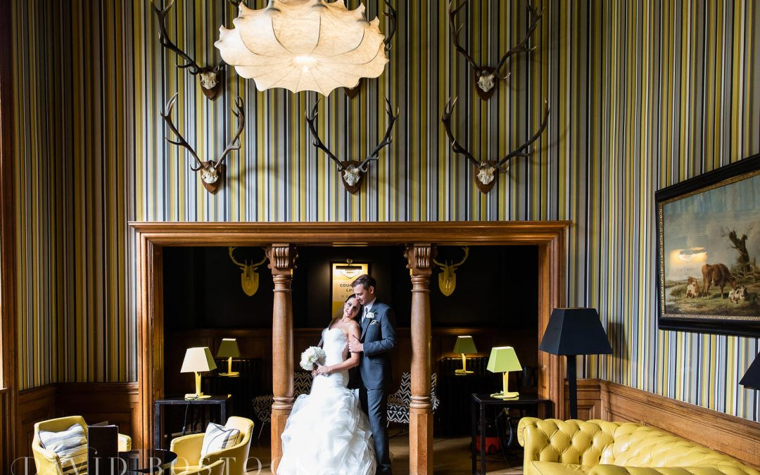Eynsham Hall Summer Wedding | Oxfordshire Photographer | Freyja & Anthony