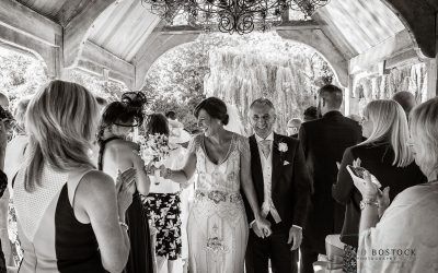 The Dairy Waddesdon Late-Summer Wedding | Buckinghamshire Photographer | Lesley & Steve