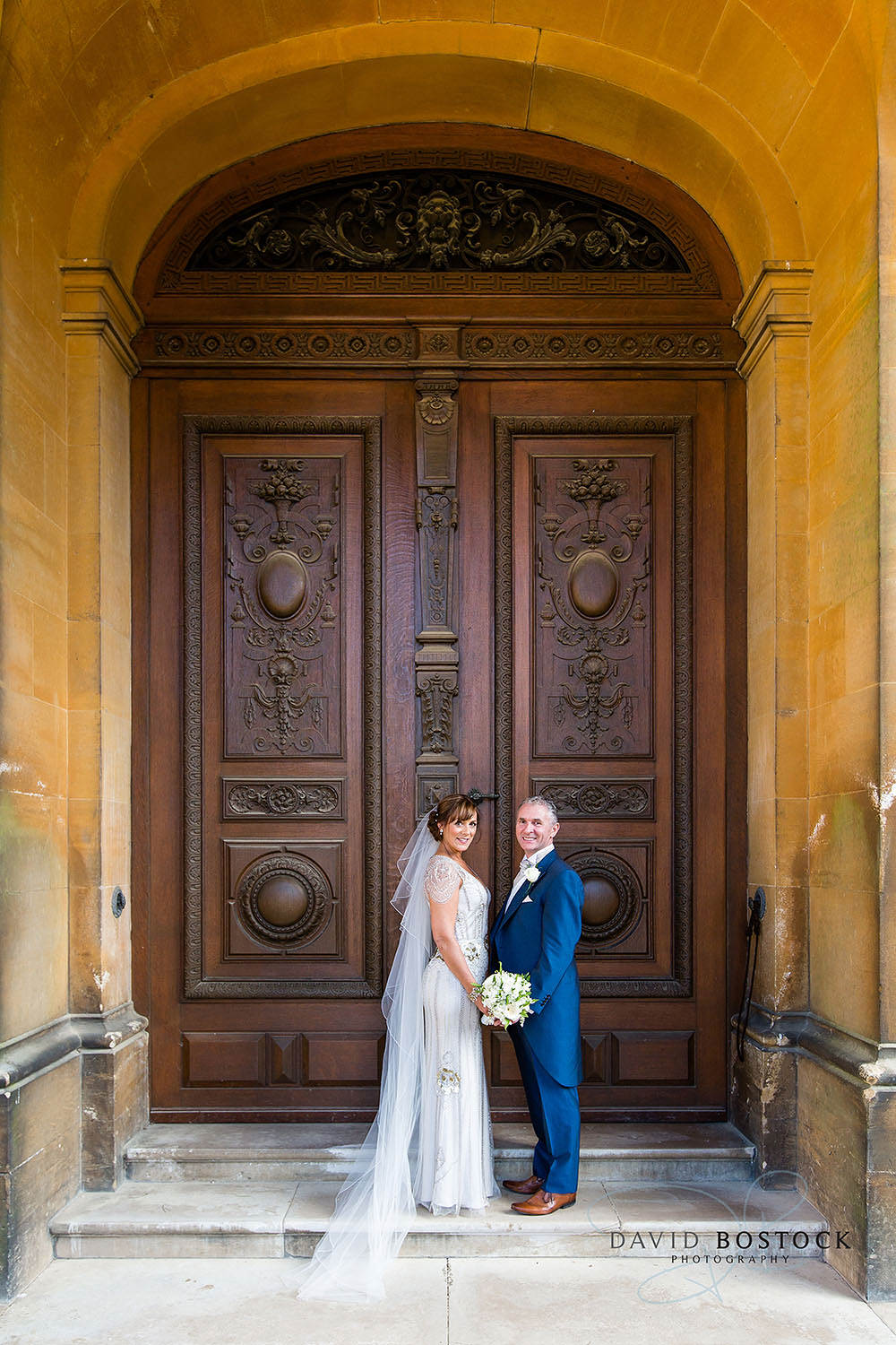 Waddesdon Manor couple shot