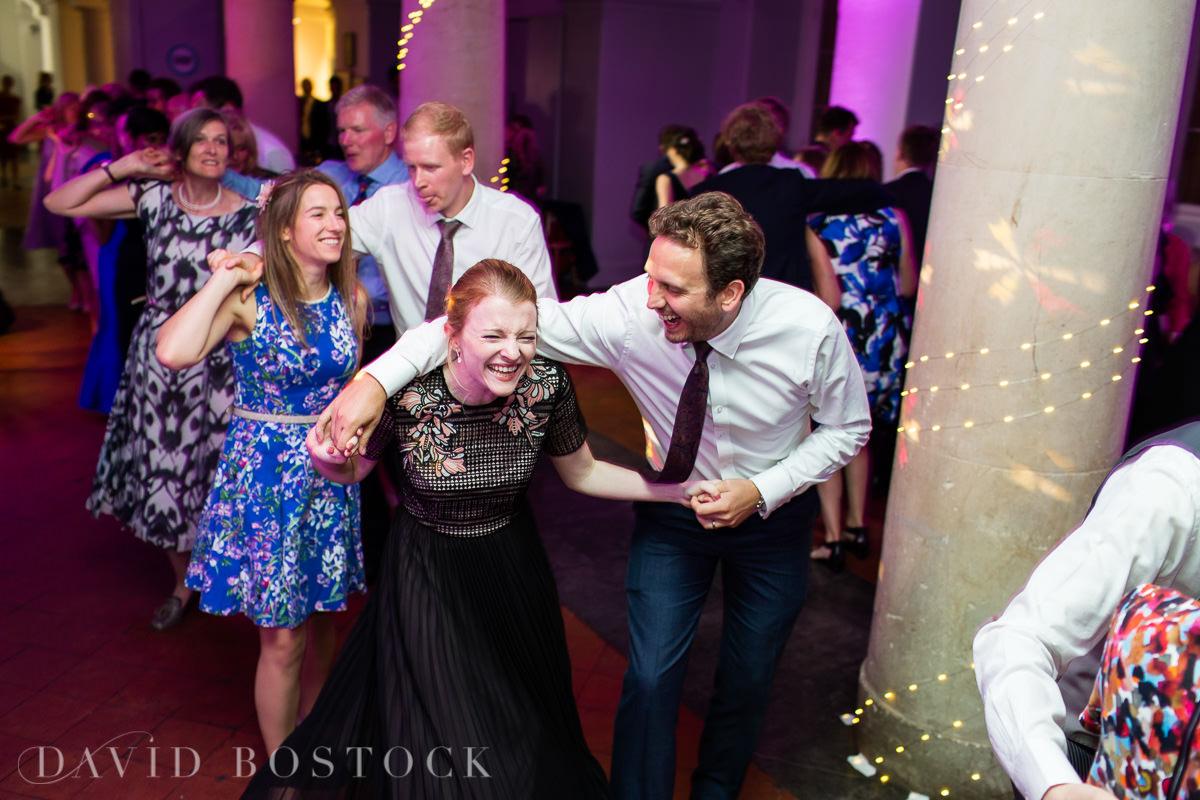 Ashmolean wedding ceilidh