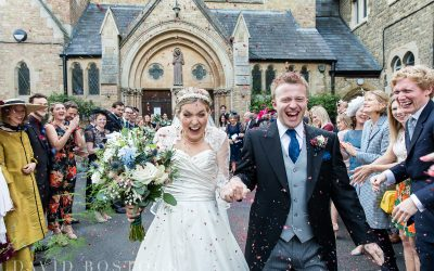 The Oxford Oratory | Ashmolean Summer Wedding | Oxford Photographer | Frances & David