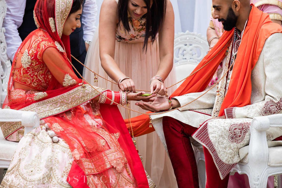 Caswell House wedding Indian ceremony tradition