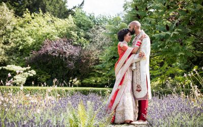 Caswell House Wedding Photographer | Hindu Summer Wedding | Jasbir & Amar