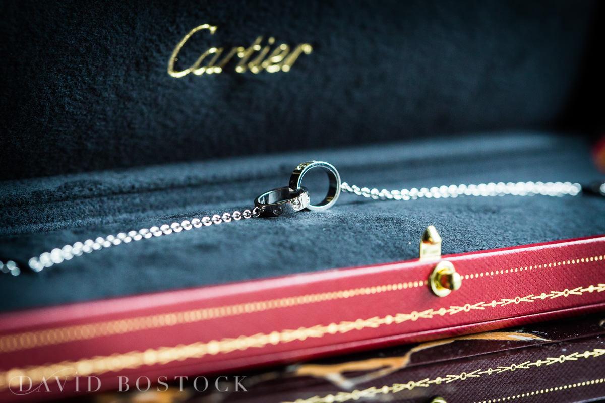 The Crazy Bear wedding jewellery
