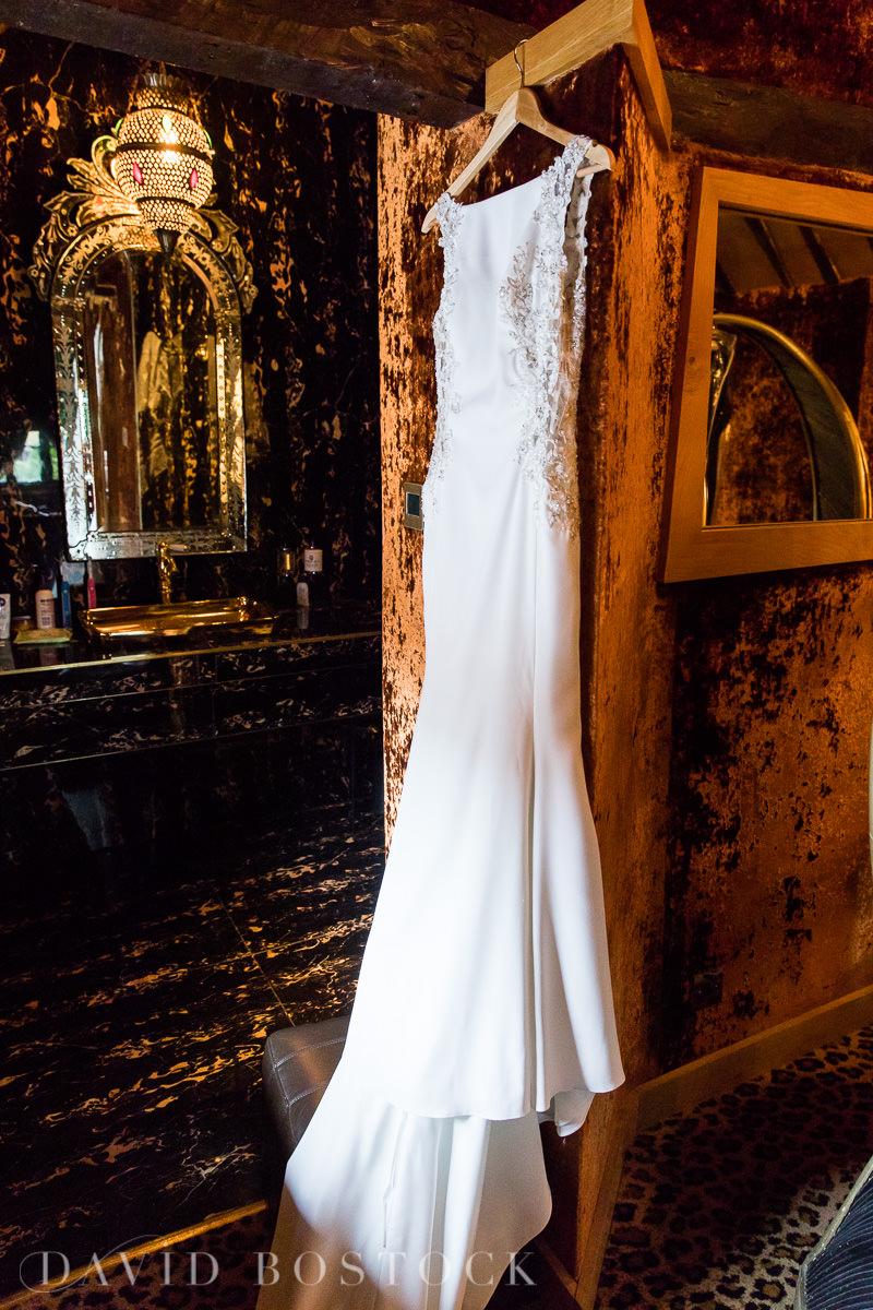 The Crazy Bear wedding dress