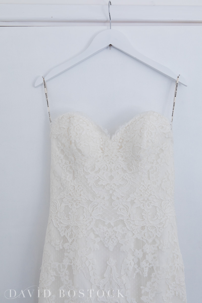 Hertford College Oxford wedding dress