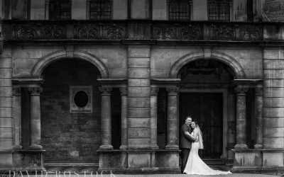 Hertford College Winter Wedding | Oxford College Photographer
