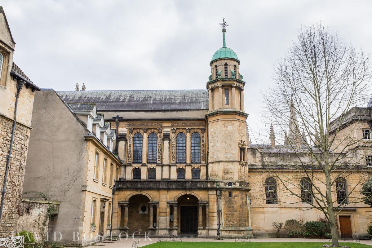 Hertford College Oxford wedding
