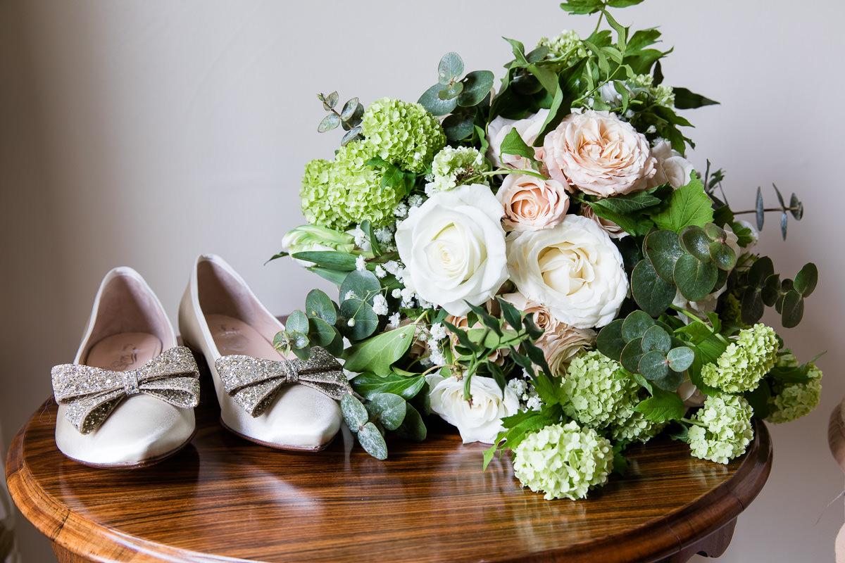 Ardington House wedding bouquet
