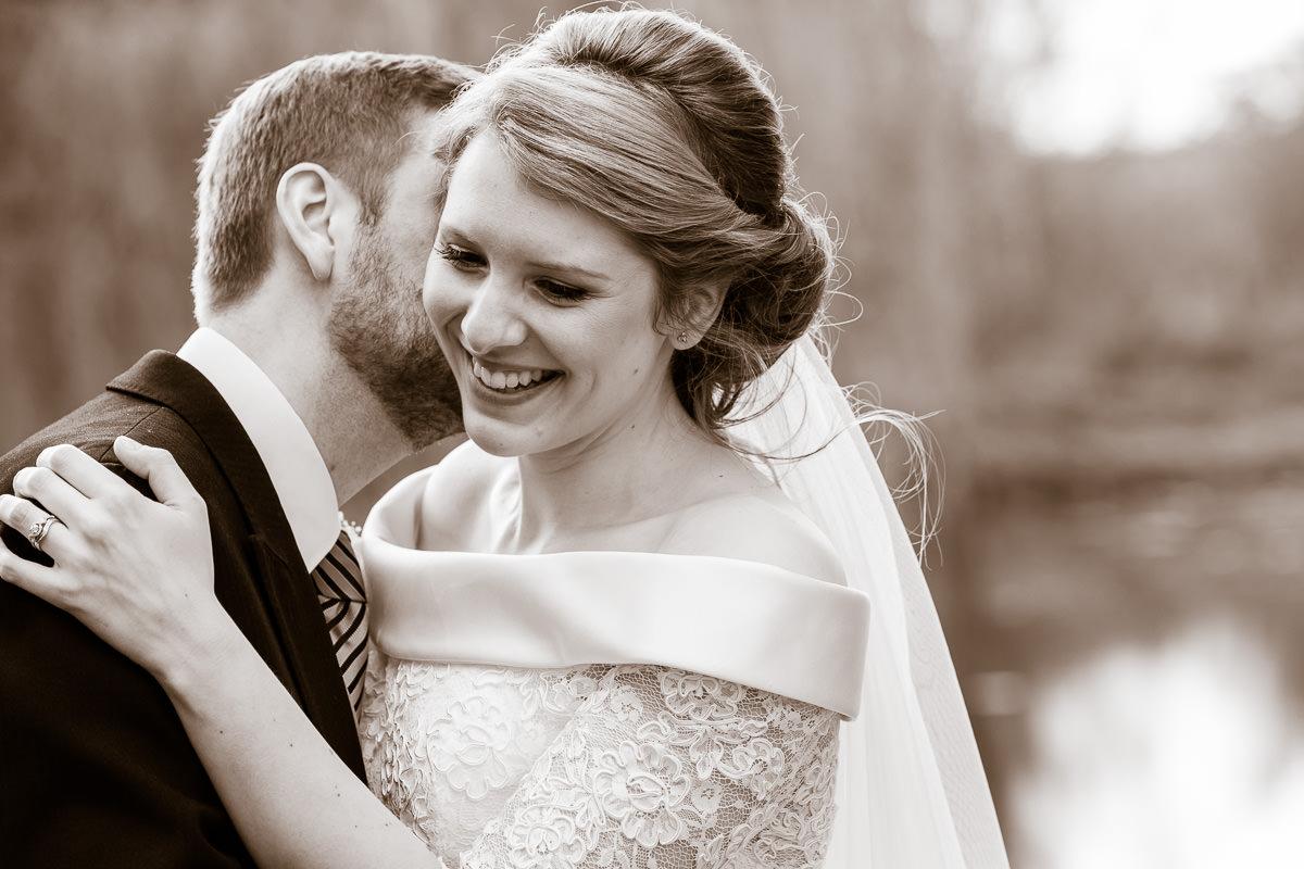 Ardington House wedding romantic