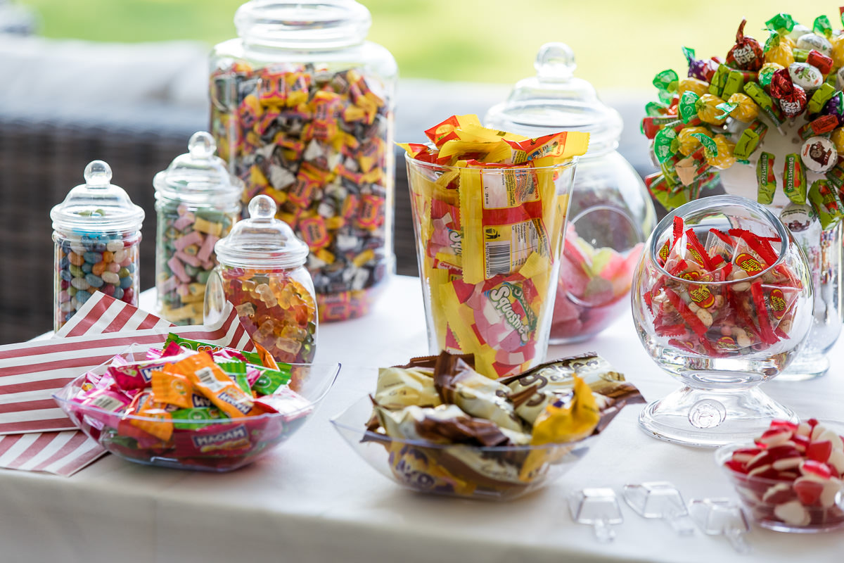 Ardington House wedding sweets