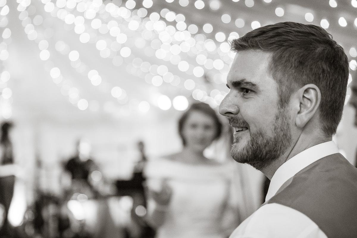 Ardington House wedding groom dance floor