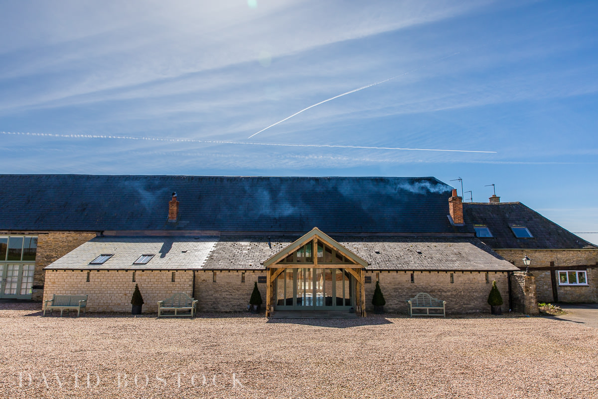 The Great Barn Aynho wedding venue
