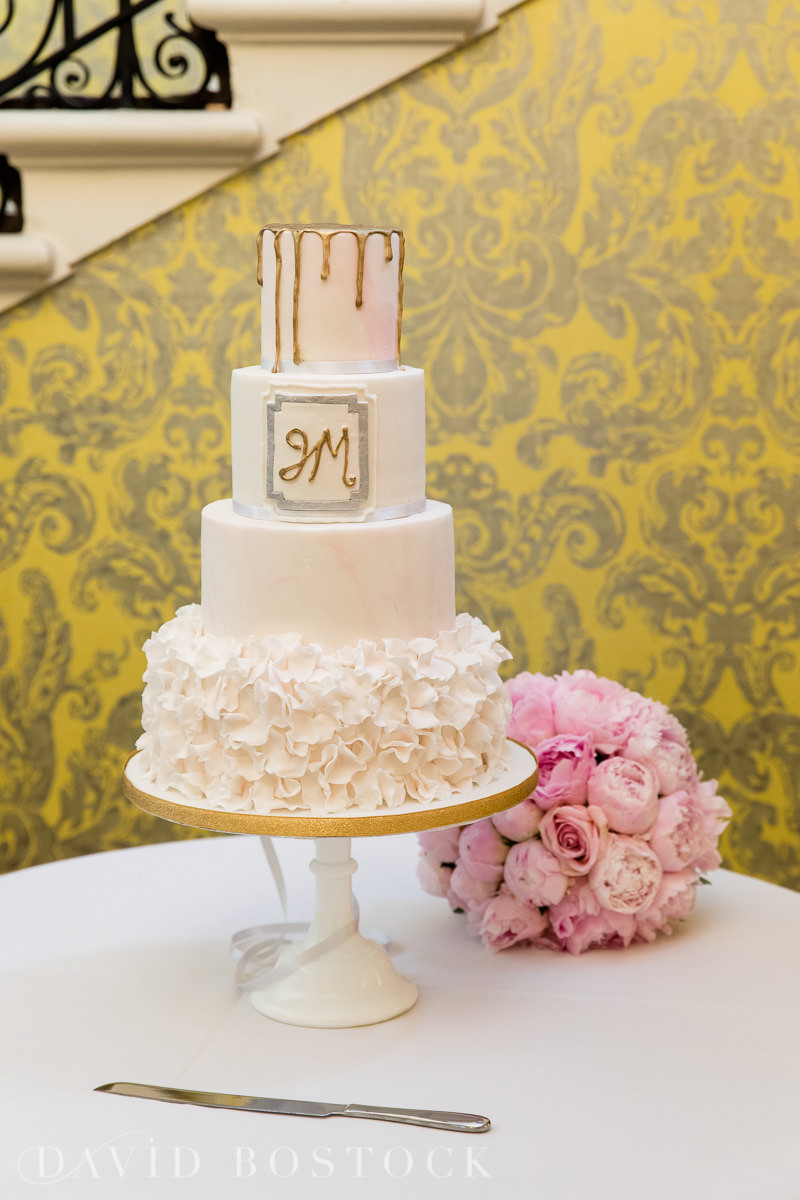 Hedsor House wedding cake