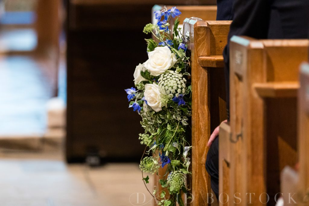 The Dairy Waddesdon wedding flowers
